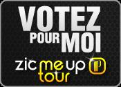 Votez pour Sixyka au ZICMEUP TOUR 2012